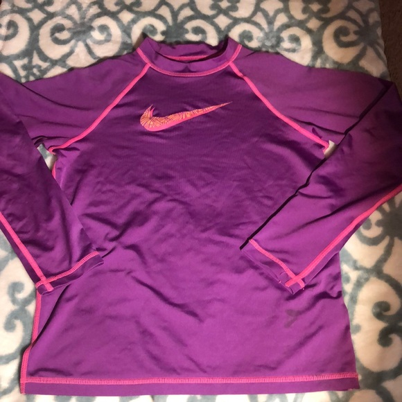 Nike Other - Nike dri-fit long sleeve shirt great for swimming